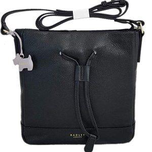 "Leather Radley ""Keats Grove"" sm-med crossbody bag"